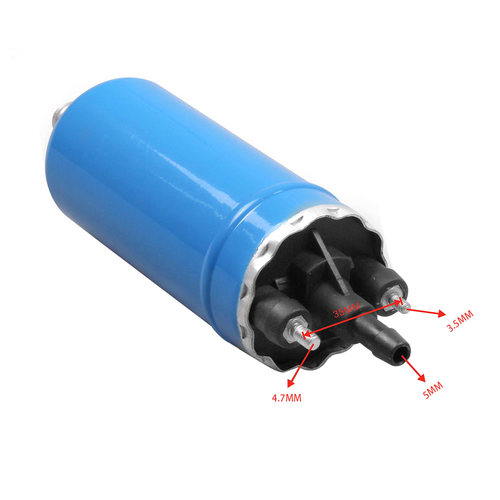 Universal Electric Fuel Pump Installation Instructions Pictures