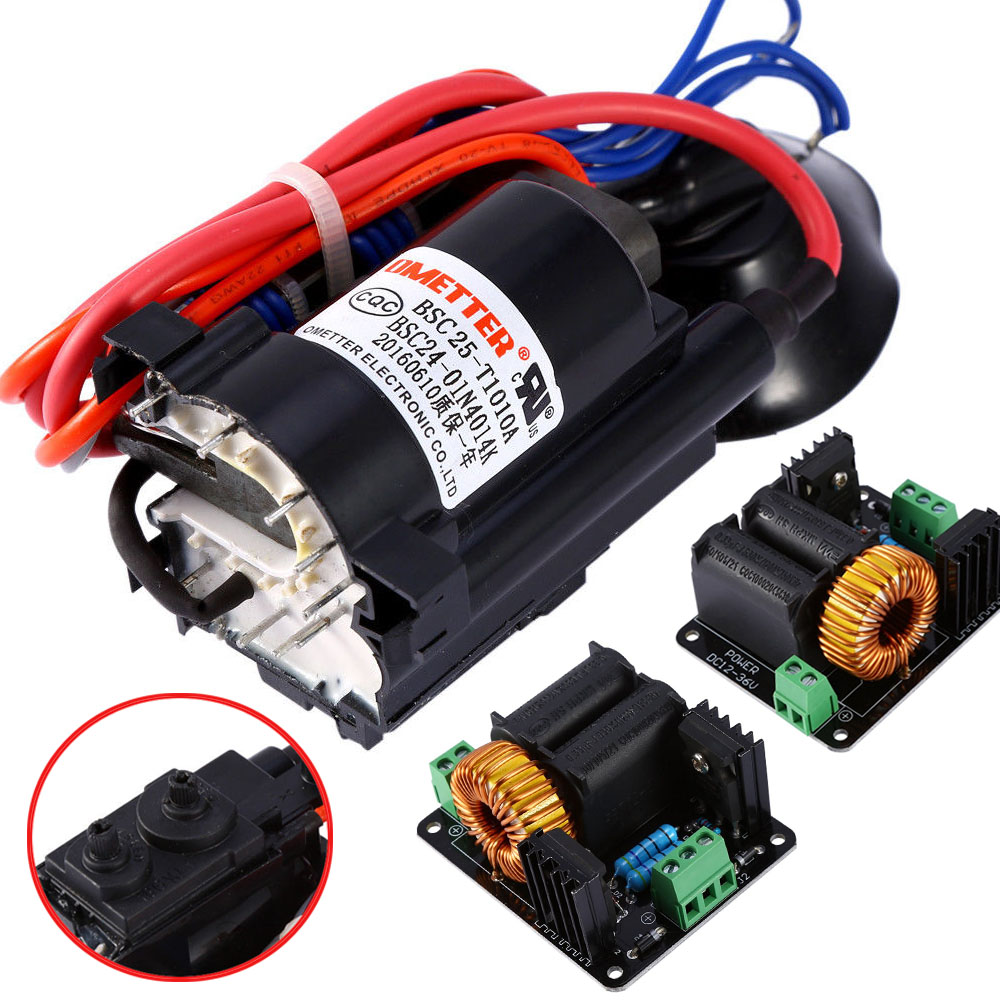 medium resolution of details about 12 36v zvs tesla coil flyback driver board circuit sgtc jacob s ladder ignition
