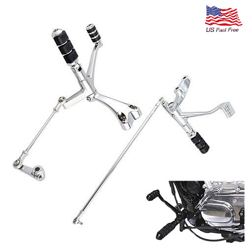 Forward Controls Foot Peg Levers Linkages For Harley