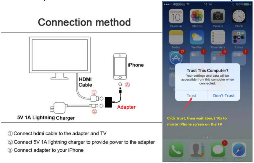 Iphone 5 Lightning Cable Wiring Diagram