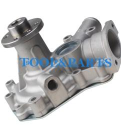 details about water pump 8970698820 8 97069 882 0 for isuzu 3la1 3lb1 [ 1600 x 1600 Pixel ]