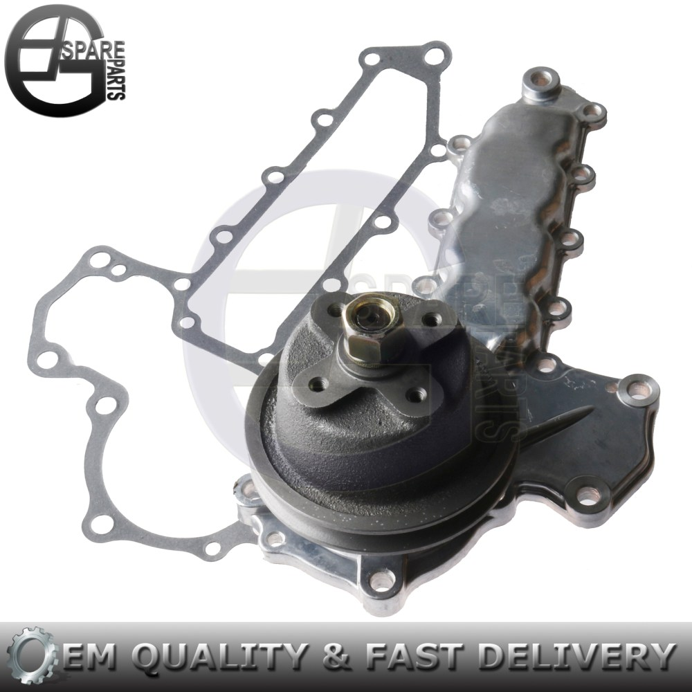 medium resolution of details about water pump 15341 73030 for kubota l245 l245dt l245dt l295 l295dt compact tractor