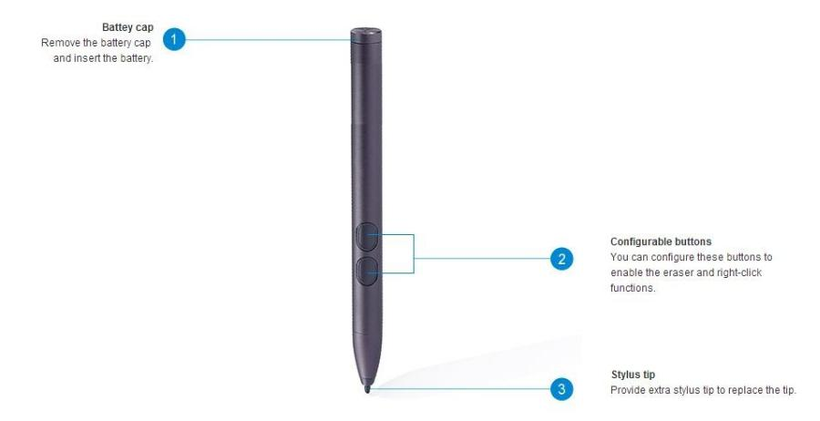 ASUS N-Trig Stylus Pen Work On Microsoft Surface Pro 3/4