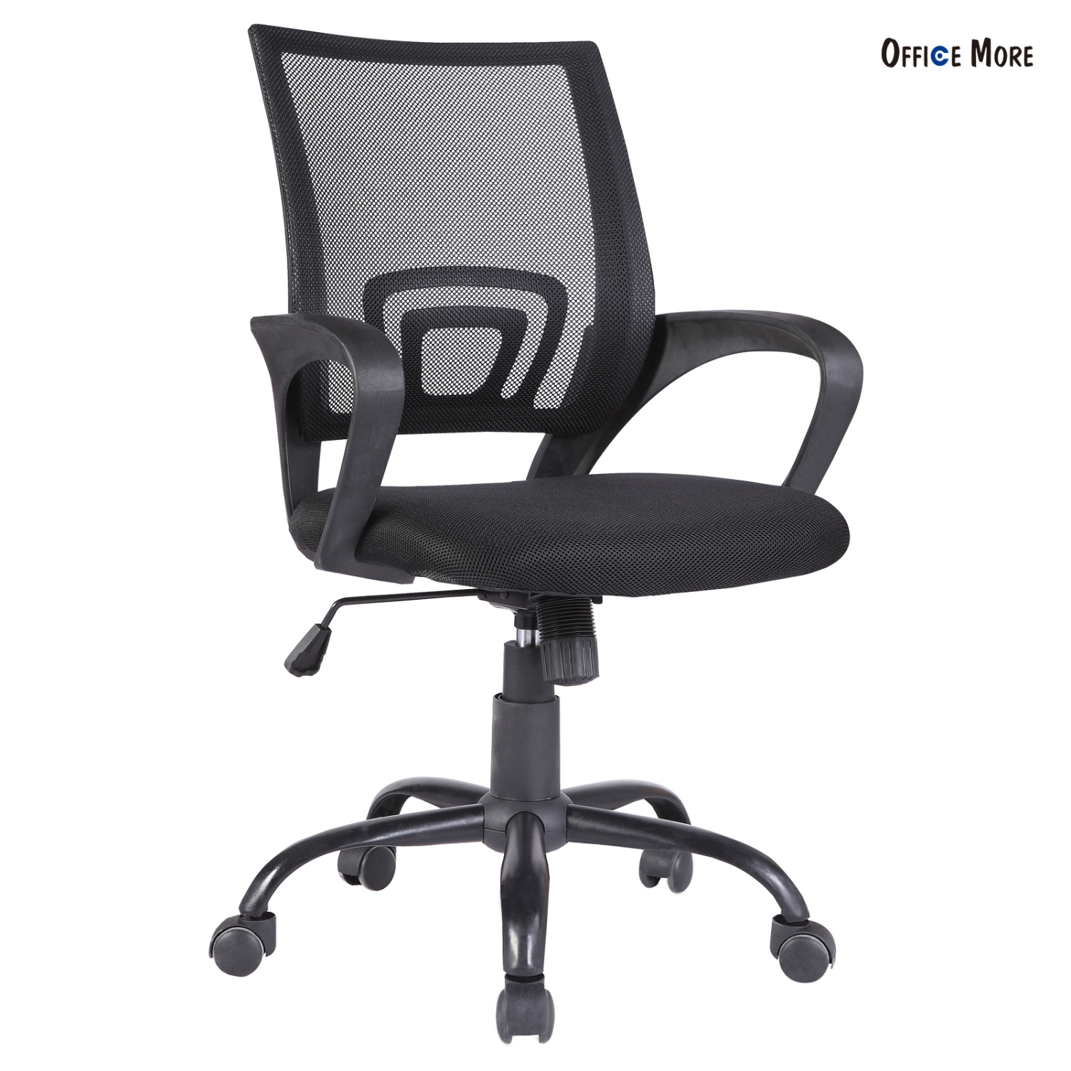 swivel chair wooden legs office autocad block ergonomic executive mesh computer desk