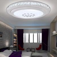 36W Kaltwei Deckenleuchte LED Deckenlampe Wohnzimmer