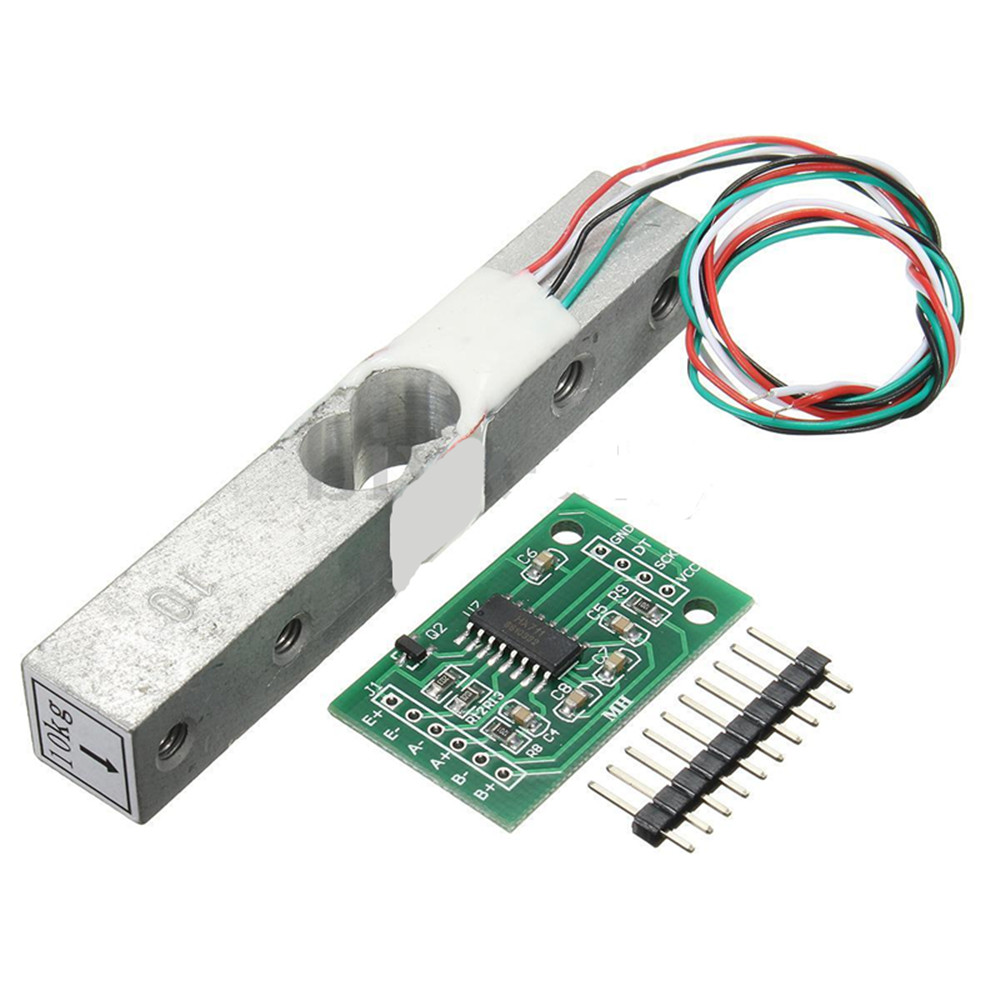 Load Cell Amplifier Electronic Circuit