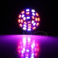 28W Full Spectrum E27 LED Grow Light Growing Lamp Light ...