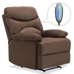Heated Chair Cover For Recliner Childrens Soft Chairs Ergonomic Lounge Microfiber Massage Sofa
