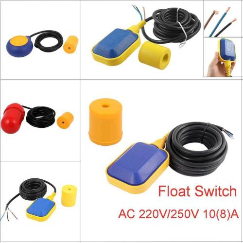 small resolution of  float switch schematic water tank level sensor controller contactor liquid