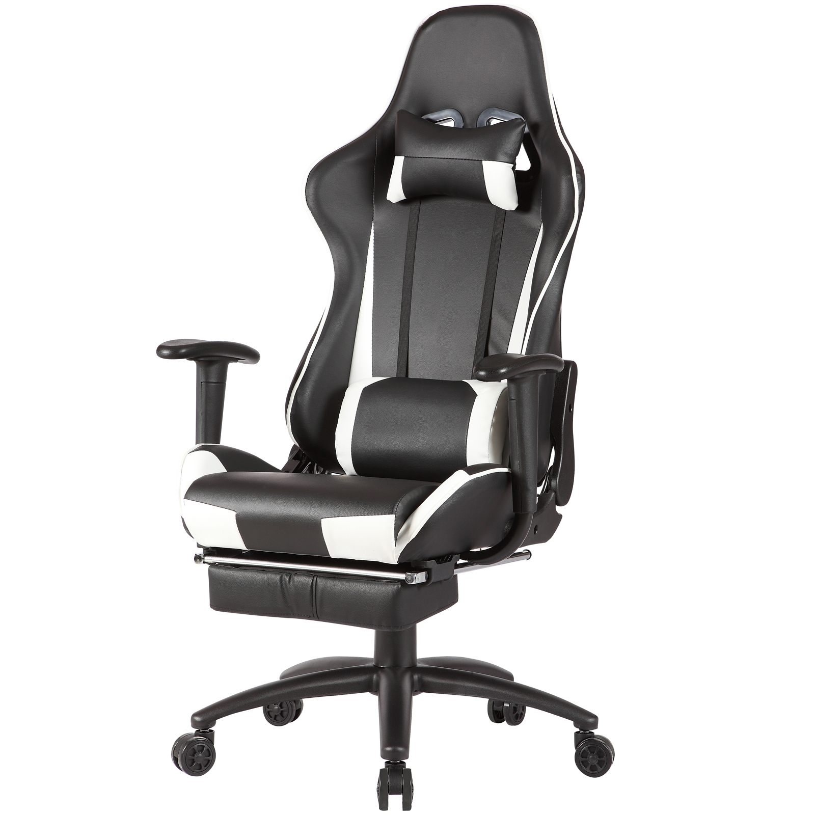White Gaming Chair Office Gaming Chair Racing Seats Computer Chair Executive
