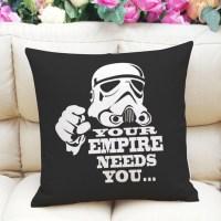 Flax Star wars Yoda Imperial Stormtrooper R2D2 throw ...