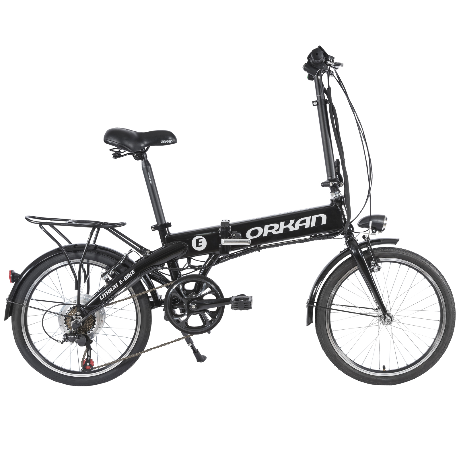 20 Mini Cooper Electric Bicycle Mountain Bike 7 Speed