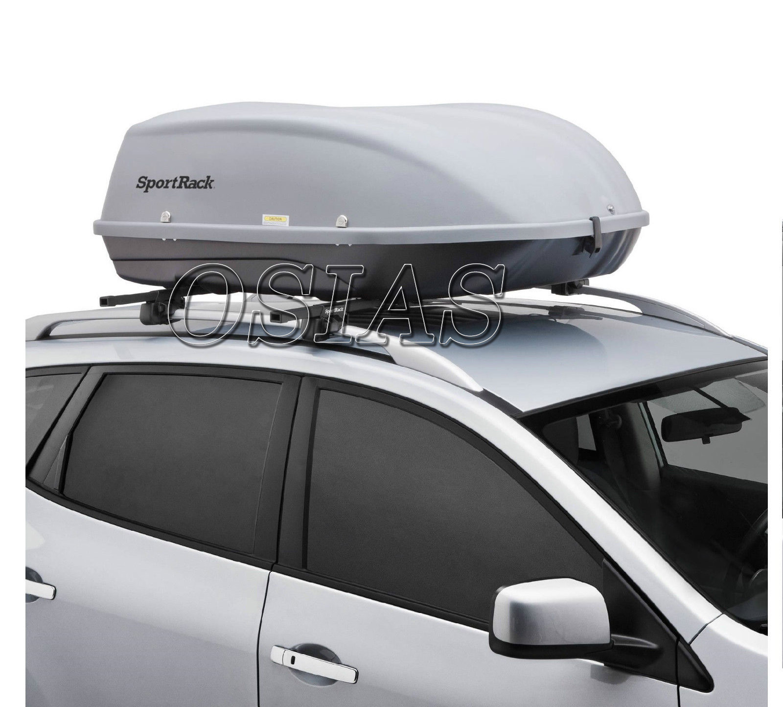 Car Cargo Box Roof Top Carrier Mount Travel Storage