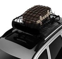 Car Roof Top Rack Mesh Barrier Cover Luggage Carrier Cargo