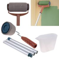 Painting Roller Brush Handle Set For Room Wall Painting ...