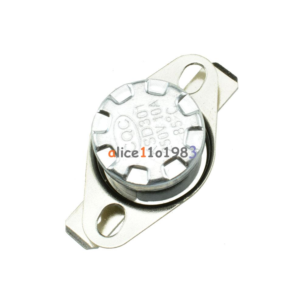 KSD301 85 °C Normal Close NC Temperature Controlled Switch
