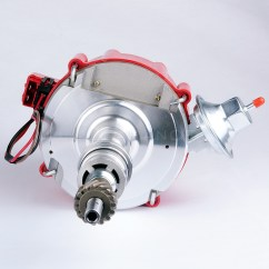 Ford Hei Ignition Maytag Refrigerator Thermostat Schematic Diagram Red Cap Distributor W 65k Coil Sbf Small Block 260