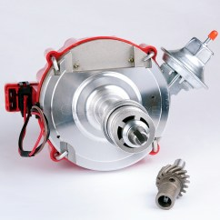 Ford Hei Ignition Bargman Wiring Diagram Red Cap Distributor W 65k Coil Sbf Small Block 260