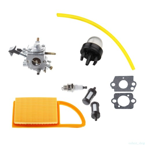small resolution of details about carburetor fit stihl br500 br550 br600 zama c1q s183 carb backpack blower parts