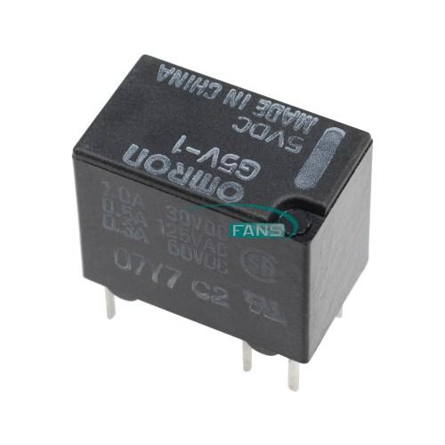 small resolution of 10pcs 6pin 5v g5v 1 5vdc signal relay 6 pins for omron relay 5v new omron my4n 24vdc wiring diagram omron g5v 1 relay wiring diagram