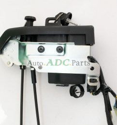 new ignition key switch control box for honda gx630 gx690 10kw generator [ 1700 x 1575 Pixel ]