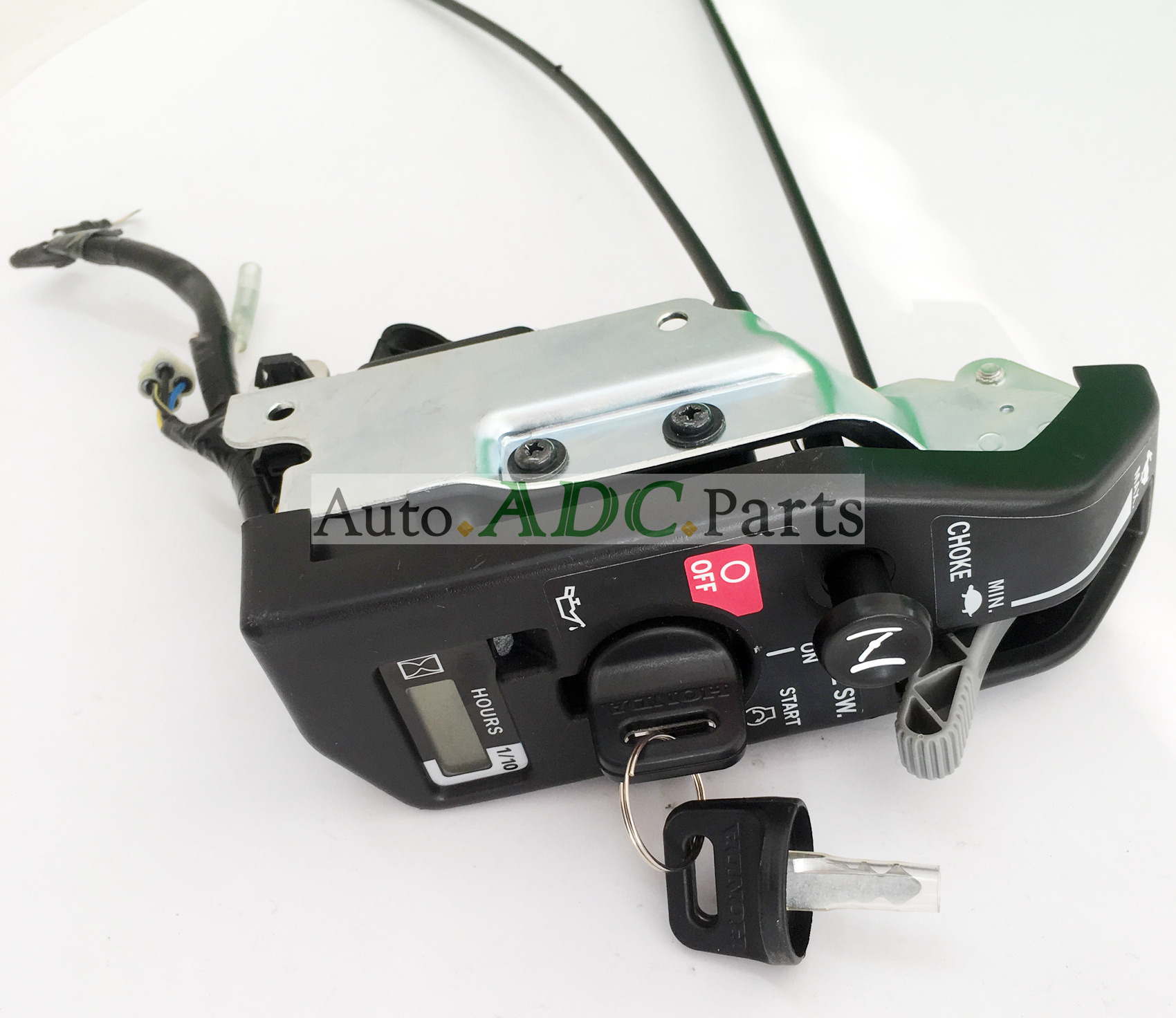 hight resolution of new ignition key switch control box for honda gx630 gx690 10kw generator