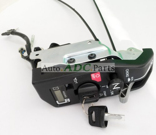 small resolution of new ignition key switch control box for honda gx630 gx690 10kw generator