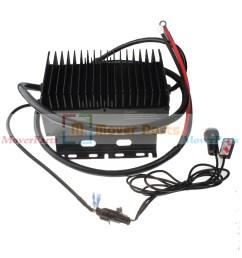 24v 25a battery charger for jlg lift 1532e3 932e3 2033e3 2646e3 3246e3 [ 1600 x 1600 Pixel ]