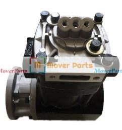 details about new brake air compressor 3018534 for cummins diesel engine nt855 n14 v28 [ 1500 x 1500 Pixel ]