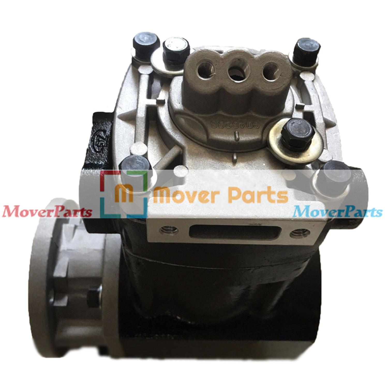 hight resolution of details about new brake air compressor 3018534 for cummins diesel engine nt855 n14 v28