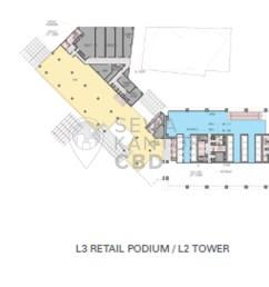 sewa kantor gedung world trade center 3 jakarta selatan setiabudi sudirman jakarta floor plans 2 [ 1200 x 900 Pixel ]