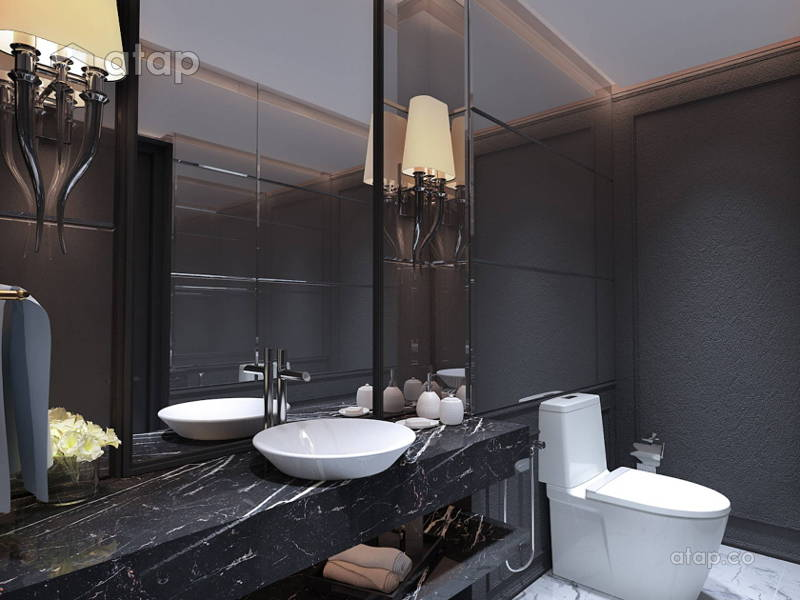 Turn Your Small Bathroom Into A Luxury Hotel Retreat Atap Co