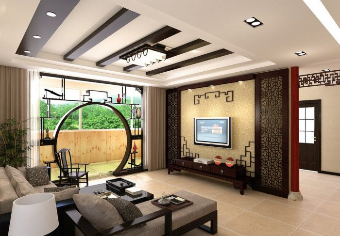chinese living room black and grey furniture 6 impressive new year themes for your