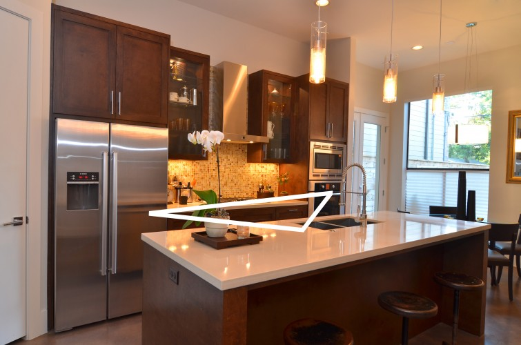kitchen island counter dish drying mat 6 useful things about counters you should know work triangle with