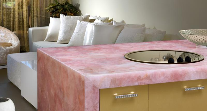 Rose Quartz Countertop Why You Absolutely Need A Rose Quartz Countertop In Your