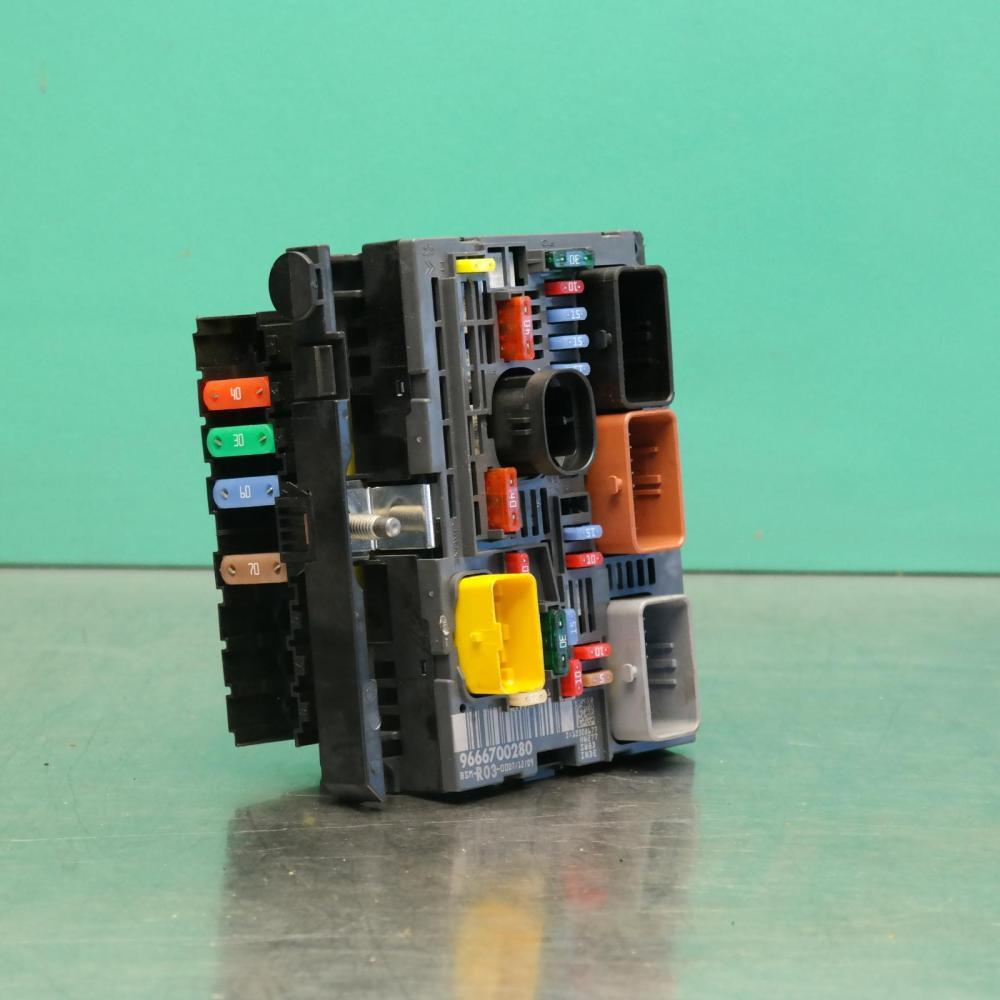 medium resolution of image is loading fiat scudo fuse box e5212 p n 966 670