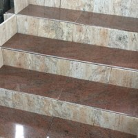 Granite Designs for Staircase