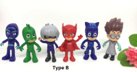 PJ Masks Figurines (Type B)  Toysdirect - Online Kids ...