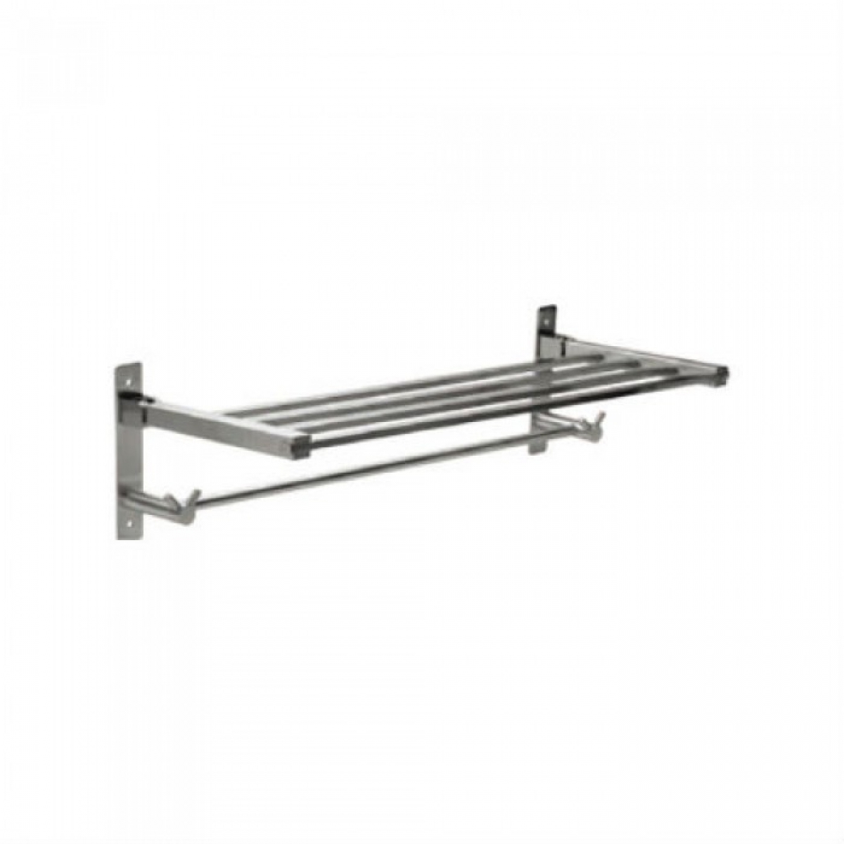 Aimer Amba Double Tower Bar 600mm L Ts Bathroom
