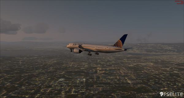 Qualitywings Ultimate 787