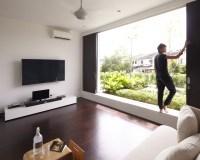 Fabian Tan Architect transforms Kuala Lumpur terrace house