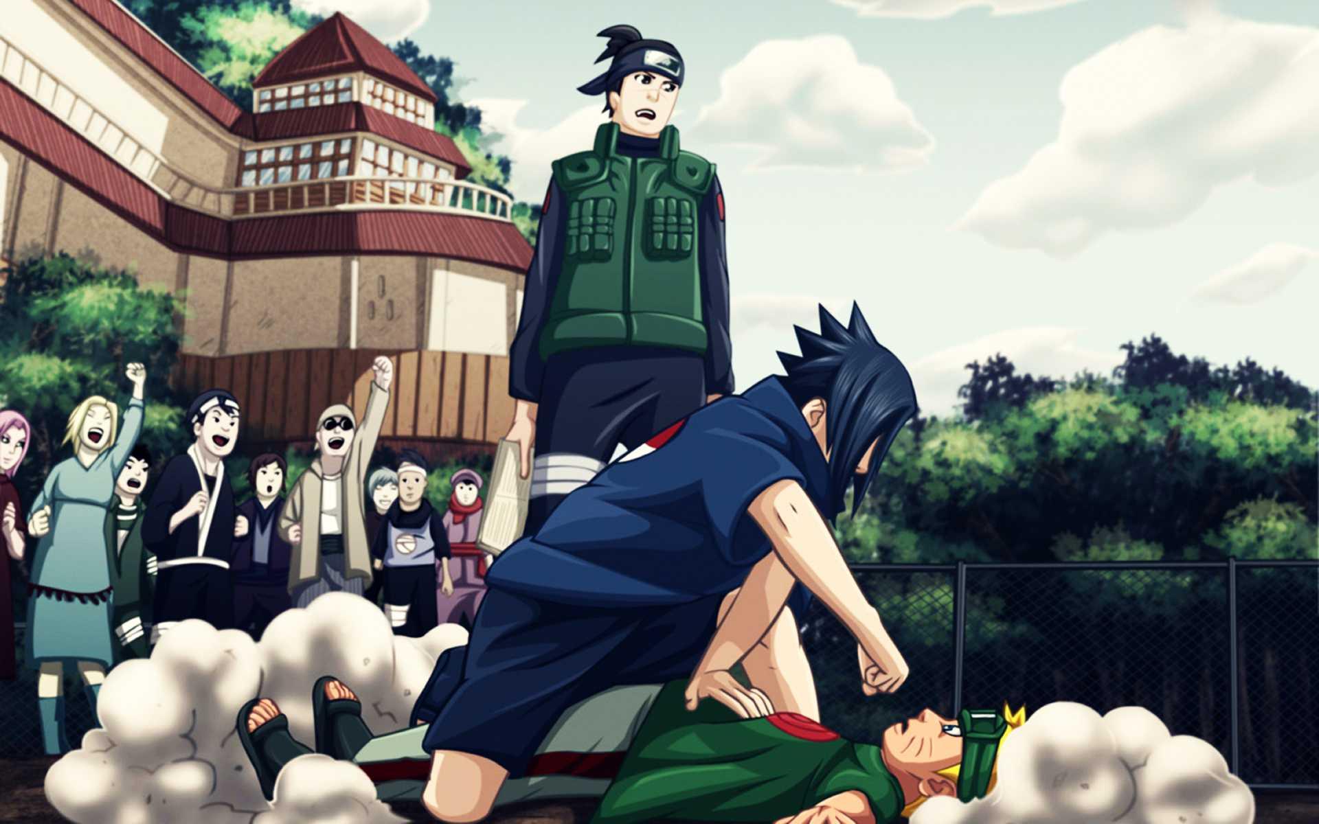 IDOLTV hình nền máy tính Anime Naruto FULL HD 1