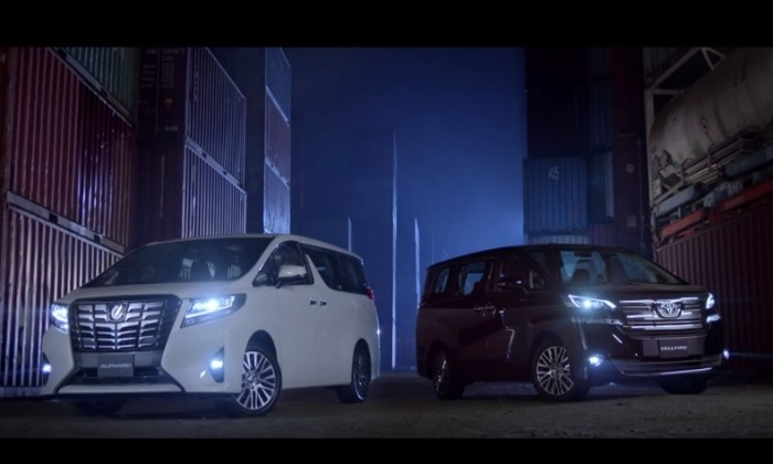 all new alphard vs vellfire grand avanza 2016 type g toyota spot aims to fight parallel imports of marketing