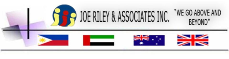 Joe Riley & Associates Inc. from Pasig is Looking for a Trade ...
