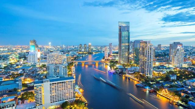 Singapore Airlines 4D3N Bangkok Package