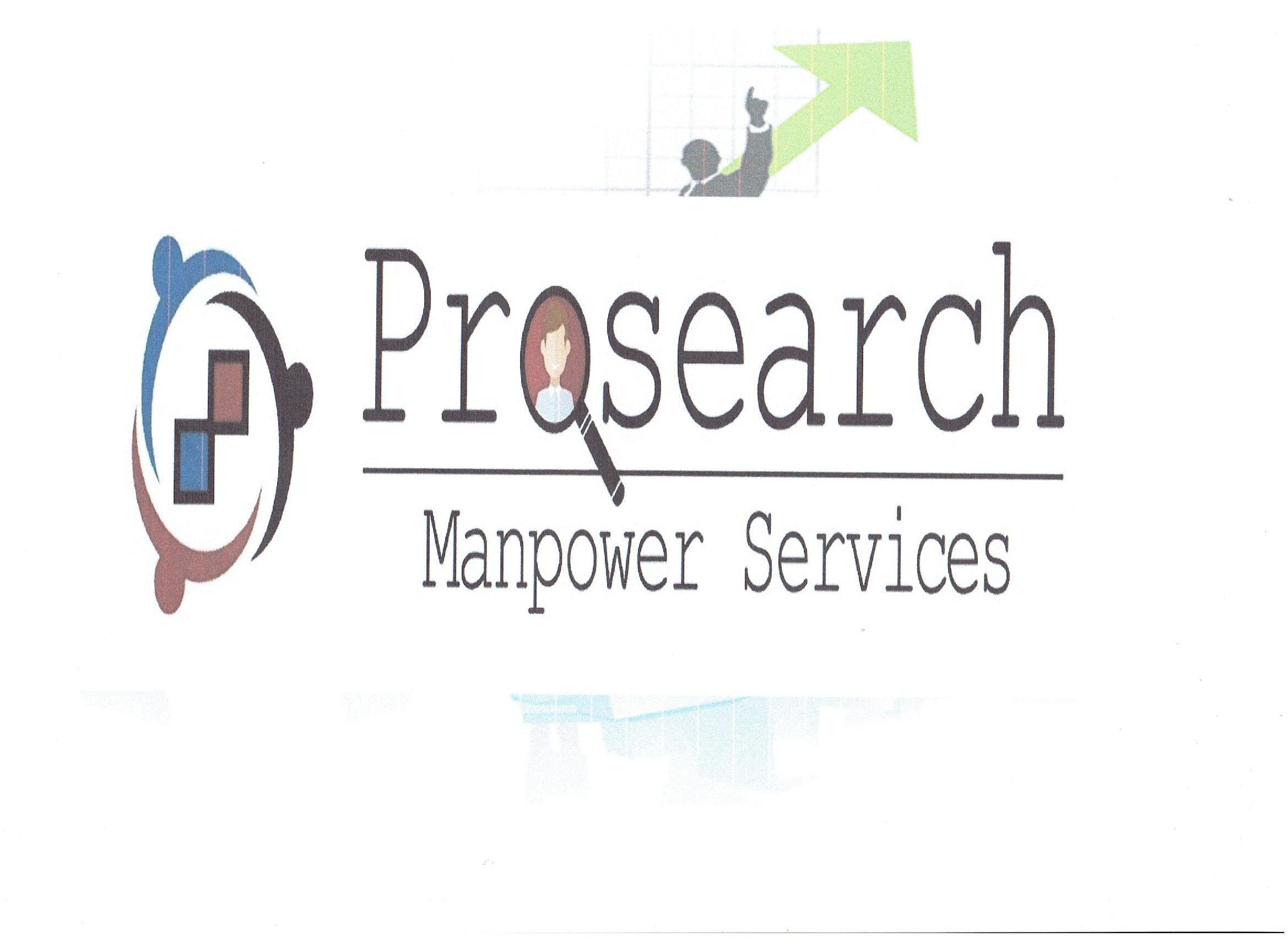 PROSEARCH MANPOWER SERVICES from Pasig City is Looking for