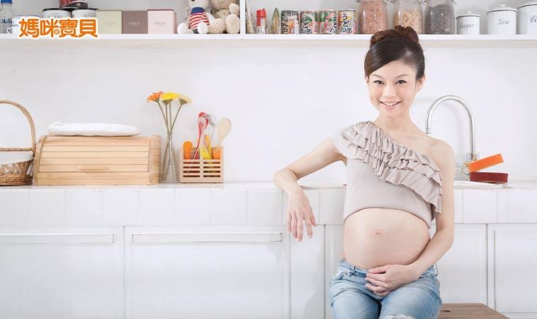 懷孕後期健康飲食對策   嬰兒與母親