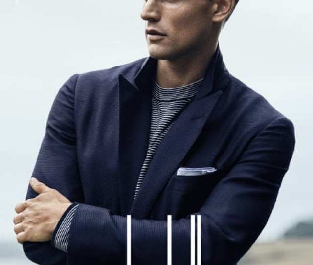 Blazers Staples Of The Dunhill Gentleman Are Given The Summer Treatment Featuring A Less Formal Unstructured Silhouette