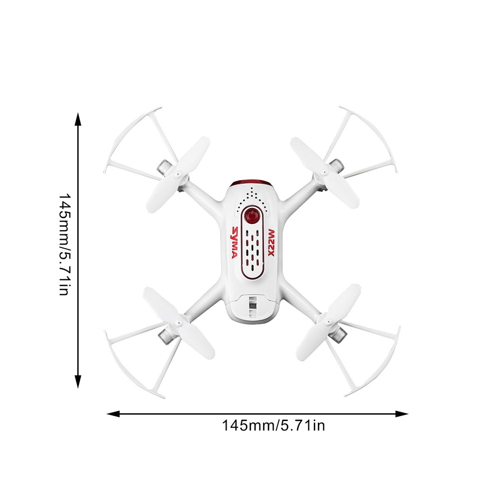 SYMA FPV Drone Quadcopter 2MP WIFI HD Camera 6-Axis