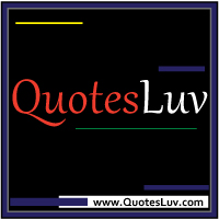 QuotesLuv Website Logo Design 1A. Medium Image Size:200x200px